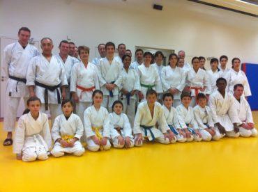 karate morieres