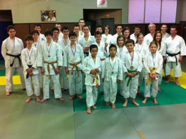 interclub karate