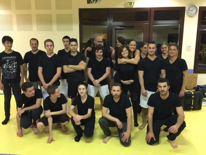krav maga lorriol