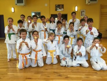 karate enfants saint saturnin